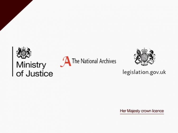 United Kingdom - Justice